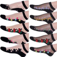 Cotton Socks, Cotton, Glass, Socks
