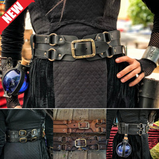 Fashion Accessory, Leather belt, Cosplay, Medieval