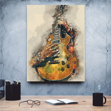 guitarwallart, Pictures, art, posterscanvasprint