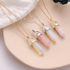 pink, Stone, Shorts, Jewelry