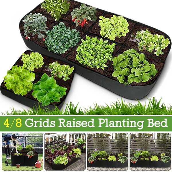 Flowers, plantingbed, potatobag, Gardening Supplies