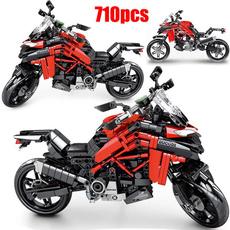 Toy, Cars, motorcycletoysmodel, motorcyclebrick
