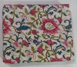 Cotton fabric, dressmakinghandblockprintfabric, indianfabr, garmentfabric
