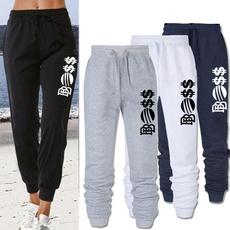 runningpant, Outdoor, printed, Casual pants
