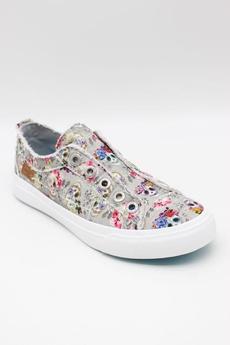 Gray, blowfish, Shoes, Sneakers