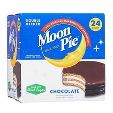 Food, Chocolate, Pie, Moon