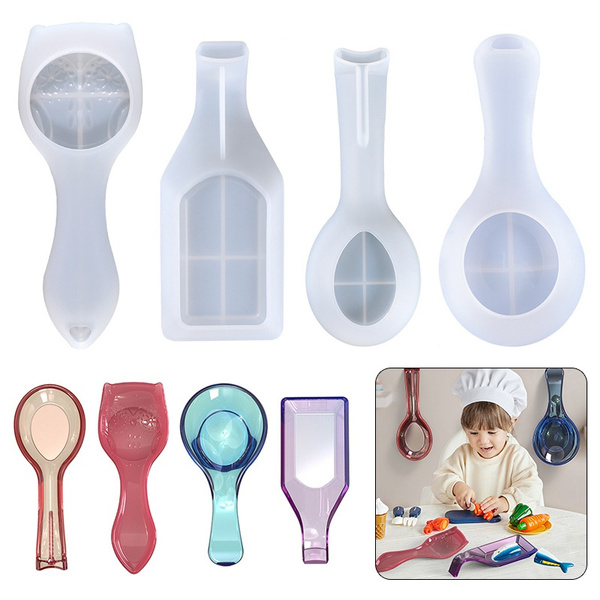 spoonshapeholder, siliconemould, Holder, Silicone