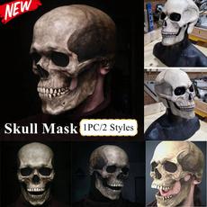 Head, totenkopfmaske, Cosplay, skull