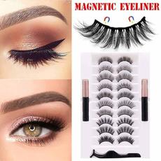 Eyelashes, False Eyelashes, Beauty, Tool