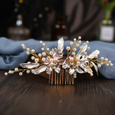 Head Bands, Jewelry, Wedding Accessories, Crystal