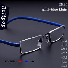 Blues, lights, Blue light, framelesseyewear