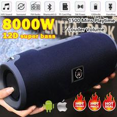 Mini, Stereo, Outdoor, Wireless Speakers