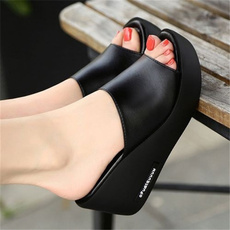 Summer, Sandals, Women Sandals, fishmouthsandal