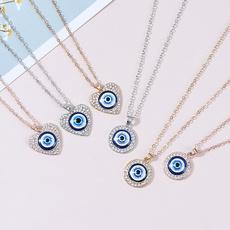 Blues, clavicle  chain, eyependnat, eye