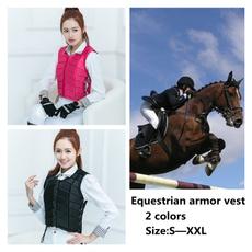 Body, Vest, Protective, Equestrian