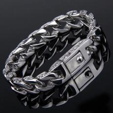 Steel, ethnicstylebracelet, Gifts, hiphopbracelet