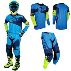 motocro, Cycling, pants, Long sleeved