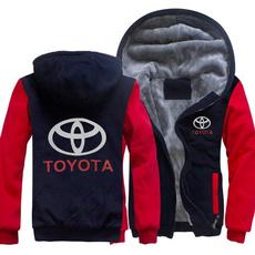 Jacket, Plus Size, Outerwear, hoodiemensandwomensfleecejacket