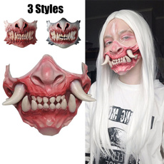 Zombies, Cosplay, halloweenparty, Masks