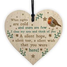 Heart, memorial, Home Decor, Gifts