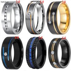 Steel, Fashion Jewelry, DIAMOND, Jewelry
