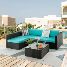 Outdoor, Home & Living, Glass, Cushions