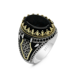Sterling, ringsformen, DIAMOND, voguehomme