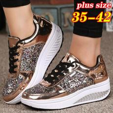 Tenis, Plus Size, Platform Shoes, Ladies Fashion