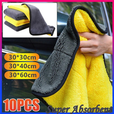 microfibertowel, carcleaningcloth, Towels, Cleaning Supplies