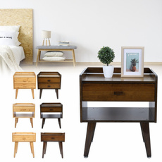 bedsidecabinet, nighttable, nordicstyle, Simple