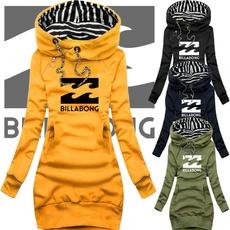 Fashion, longsleeveddresse, cottonsweater, Long Sleeve