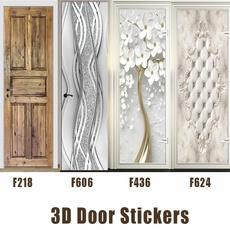 doormural, Door, Home Decor, doorsticker