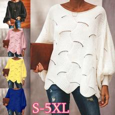 Women Sweater, pullover sweater, Tops, jumpersforwomen