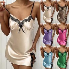 silknightdres, gowns, Sleepwear, Shorts