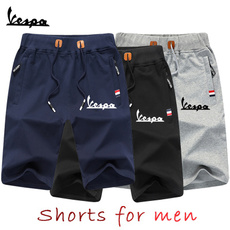 menshortpant, elastic waist, Summer, casualshort