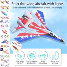 Toy, Electric, handlaunchplane, handthrowingplane