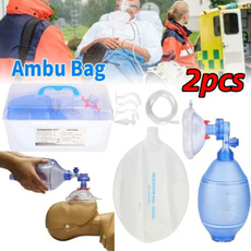 firstaidbag, breathingballoon, respiration, Simple