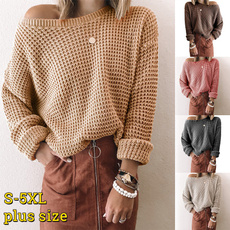 blouse, Plus Size, sweaters for women, Sleeve