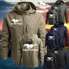 Jacket, Outdoor, hooded, Hiking