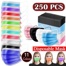 Colorful, surgicalmask, breathablevalvemask, medicalmask