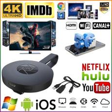 streamadapter, mediastreameradapter, Hdmi, TV