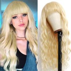 Black wig, wig, wigsforwomen, fluffy