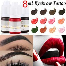 bodytattooing, tattoo, Makeup, eye