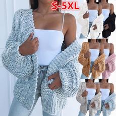 casual coat, Fashion, Winter, sweater coat