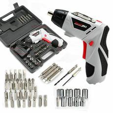 Mini, lights, cordlessscrewdriver, Electric