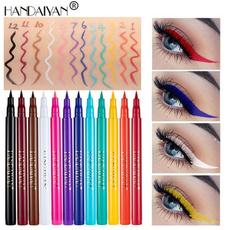 rainbow, liquideyeliner, eye, especially
