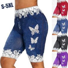 butterfly, Summer, Leggings, Shorts