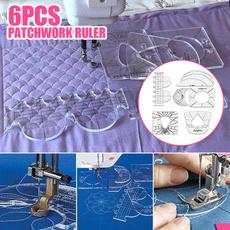 sewingruler, sewingtool, Quilting, patchworkruler