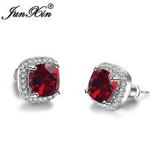 Sterling, Jewelry, Stud Earring, Elegant