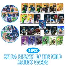 Video Games, Zelda, Nintendo, wildamiibocard